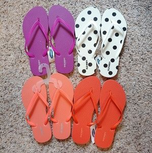Old Navy Sz 8 Flip Flops